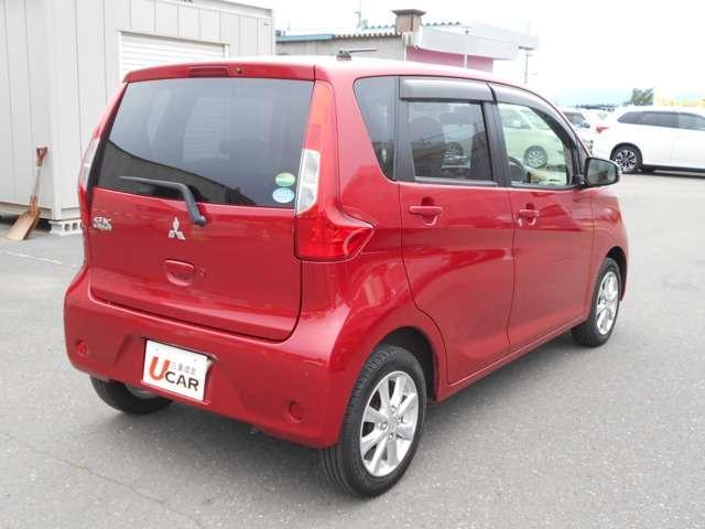 「三菱」「eKワゴン」「コンパクトカー」「北海道」の中古車8