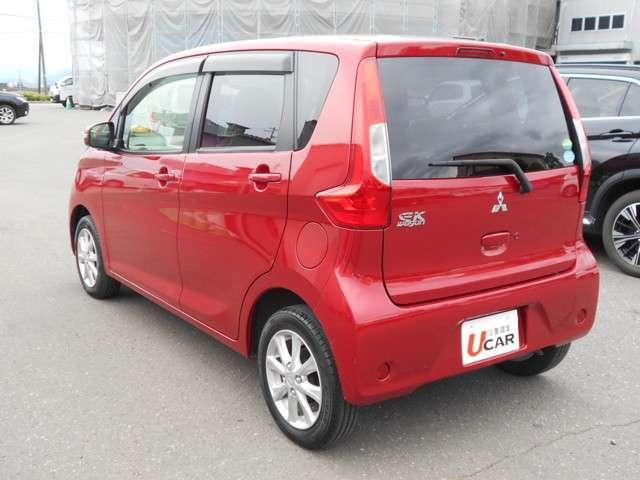 「三菱」「eKワゴン」「コンパクトカー」「北海道」の中古車9