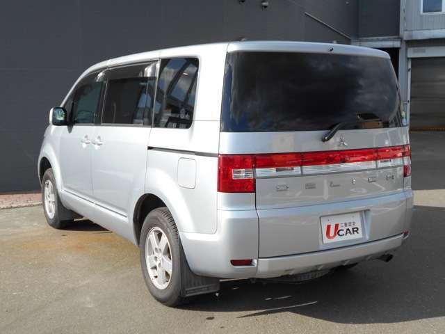 「三菱」「デリカD:5」「ミニバン・ワンボックス」「北海道」の中古車9
