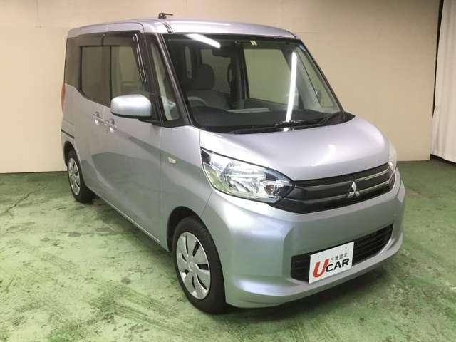 「三菱」「eKスペース」「コンパクトカー」「北海道」の中古車6