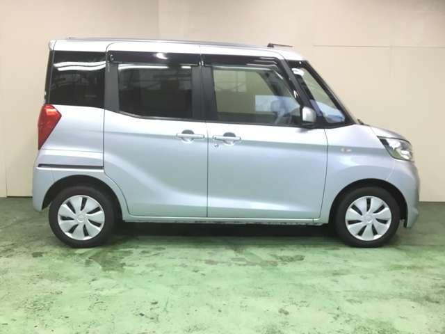 「三菱」「eKスペース」「コンパクトカー」「北海道」の中古車7