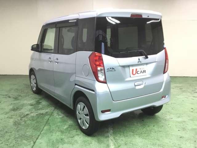 「三菱」「eKスペース」「コンパクトカー」「北海道」の中古車9