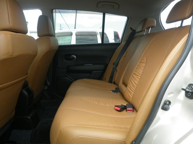 日産 ティーダ アクシス 4WD 1年保証