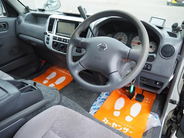SロングGXターボ 4WD HR サビ無し本州車輌・トランポ仕様・新品AW(18枚目)