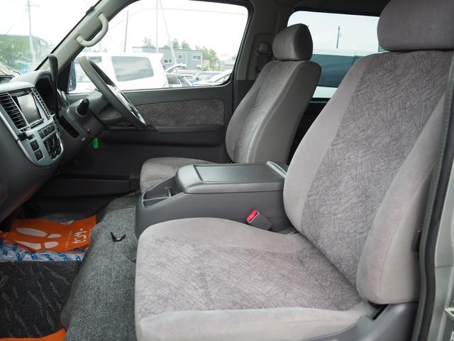 SロングGXターボ 4WD HR サビ無し本州車輌・トランポ仕様・新品AW(21枚目)