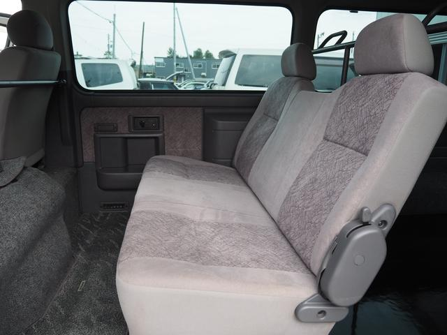 SロングGXターボ 4WD HR サビ無し本州車輌・トランポ仕様・新品AW(22枚目)