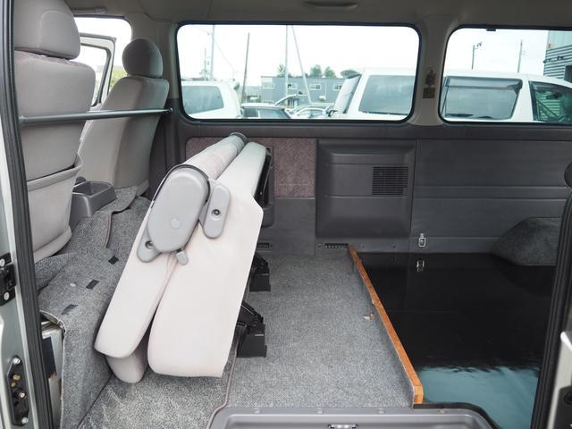 SロングGXターボ 4WD HR サビ無し本州車輌・トランポ仕様・新品AW(23枚目)