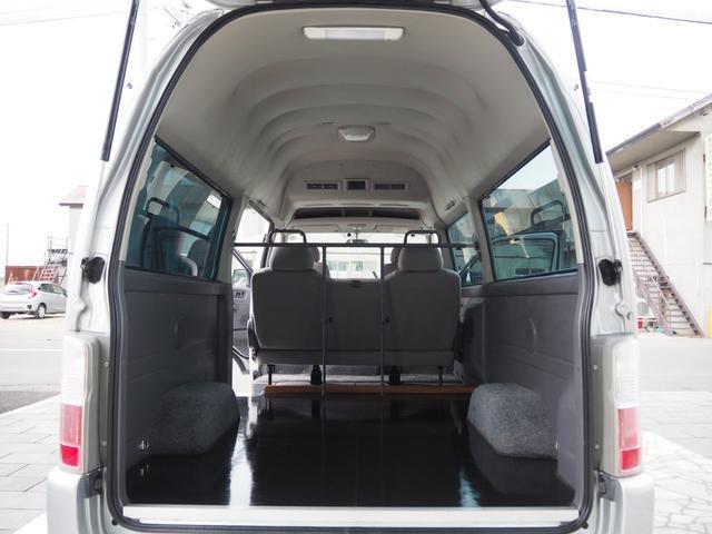 SロングGXターボ 4WD HR サビ無し本州車輌・トランポ仕様・新品AW(24枚目)