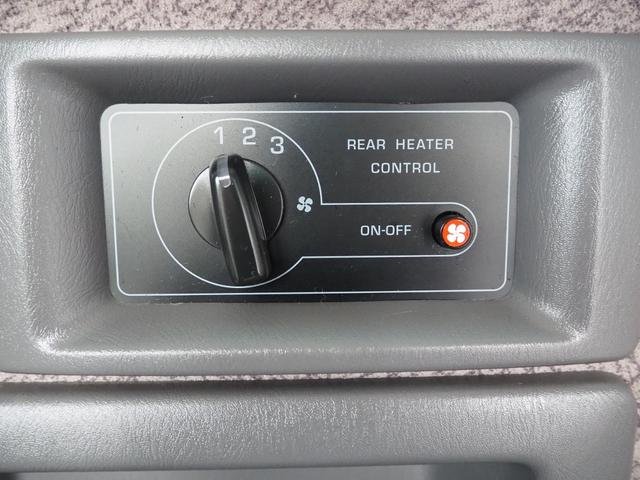 SロングGXターボ 4WD HR サビ無し本州車輌・トランポ仕様・新品AW(29枚目)