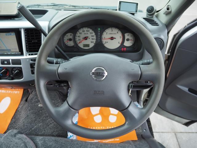 SロングGXターボ 4WD HR サビ無し本州車輌・トランポ仕様・新品AW(32枚目)