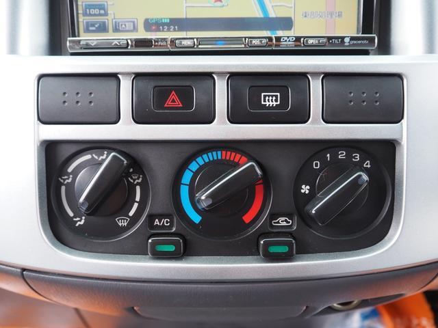 SロングGXターボ 4WD HR サビ無し本州車輌・トランポ仕様・新品AW(35枚目)