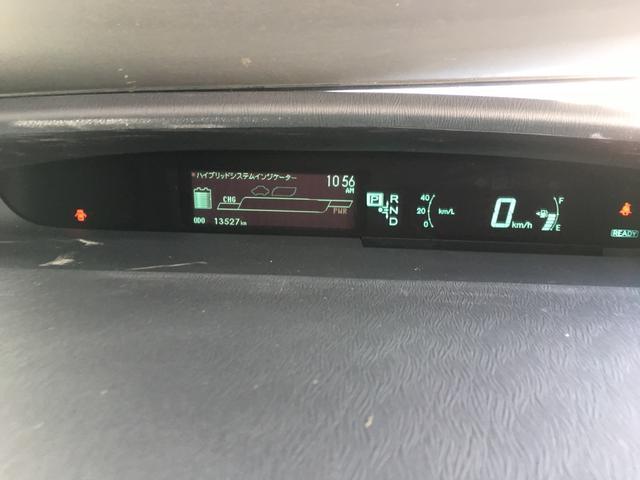 トヨタ プリウス S ETC ナビ TV フル装備 安全装備