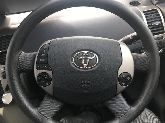 トヨタ プリウス S スマートキー オートライト アイドリングストップ ABS