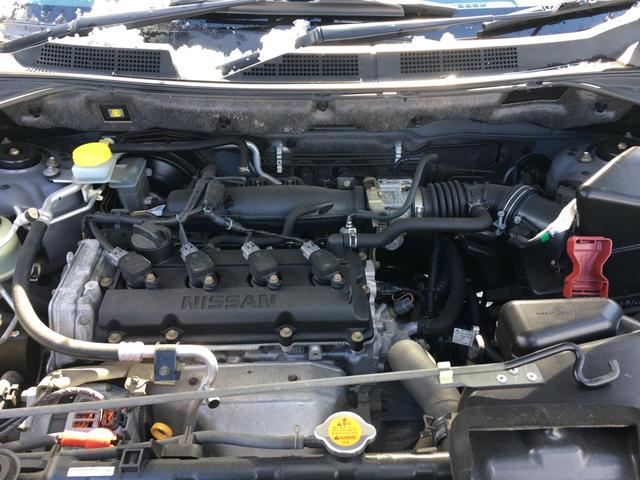 日産 エクストレイル S 4WD スマートキー ルーフレール パワステ
