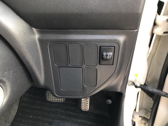 D 4WD 軽自動車 ホワイト 車検整備付 AC 修復歴無(4枚目)