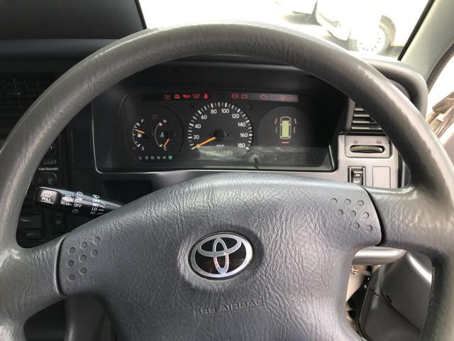 グランドキャビンX 4WD クルーズコントロール 10名乗り(11枚目)
