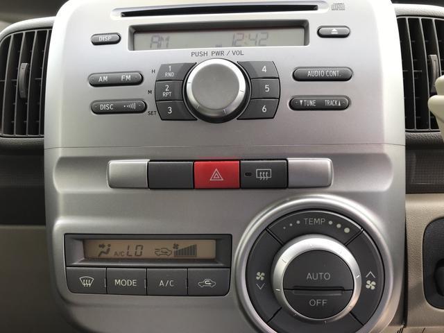 X 4WD AW オーディオ付 AT(10枚目)