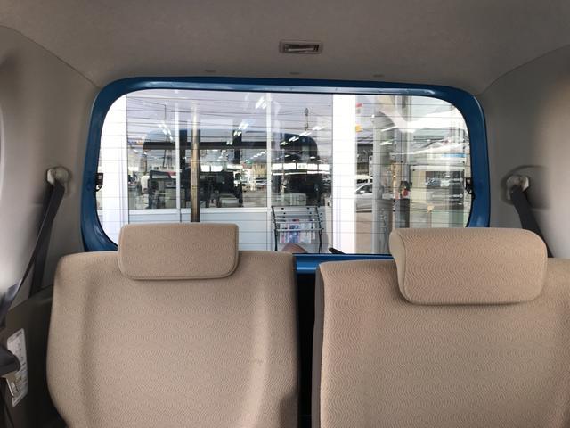 X 4WD AW オーディオ付 AT(12枚目)