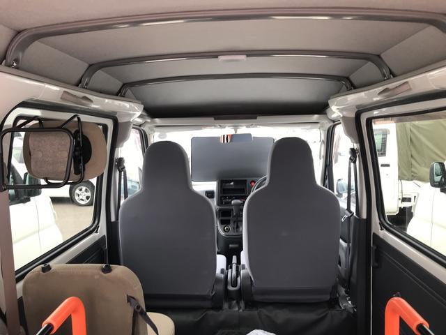 スローパー ハイルーフ デラックス 4WD 福祉車両(7枚目)