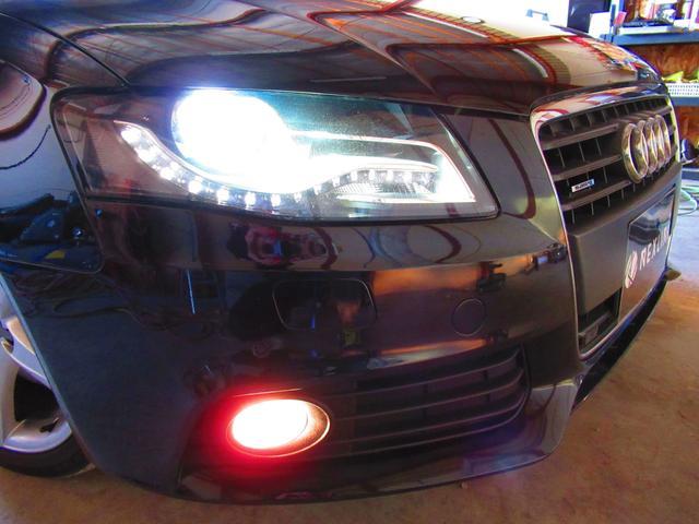 アウディ アウディ A4アバント 2.0TFSIクワトロ 4WD 本州仕入