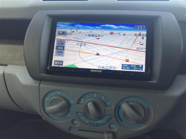 スズキ アルトエコ ECO-S 4WD アイドルストップ 1オーナー 社外ナビ