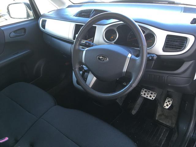 カスタムRリミテッド 4WD 純正エアロ HIDヘッドライト(4枚目)