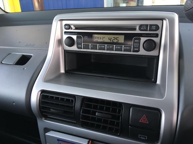 ホンダ ザッツ ベースグレード4WD 1オーナー 社外AW エンジンスタータ