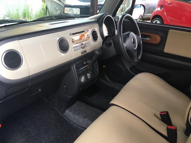 G4WD プッシュスタート D席シートヒーター 社外スタータ(6枚目)