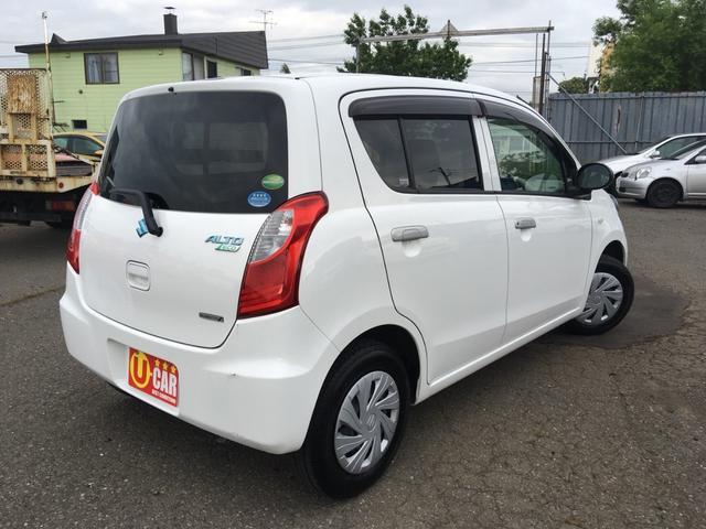 「スズキ」「アルトエコ」「軽自動車」「北海道」の中古車2