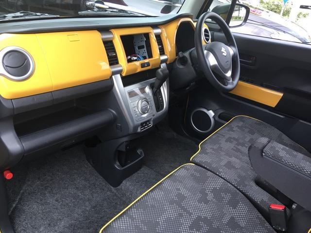Gターボ 4WD レーダーブレーキサポート シートヒーター(6枚目)
