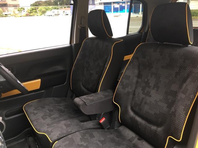 Gターボ 4WD レーダーブレーキサポート シートヒーター(9枚目)