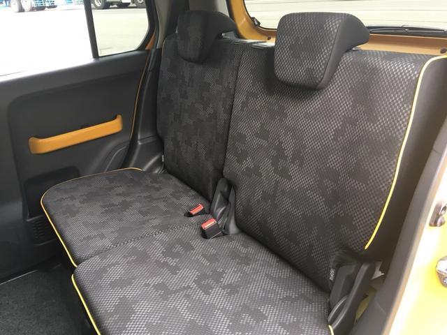Gターボ 4WD レーダーブレーキサポート シートヒーター(10枚目)