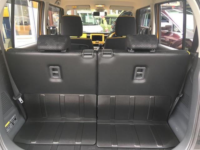 Gターボ 4WD レーダーブレーキサポート シートヒーター(16枚目)