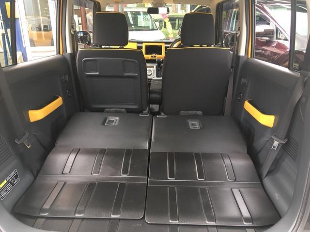 Gターボ 4WD レーダーブレーキサポート シートヒーター(17枚目)