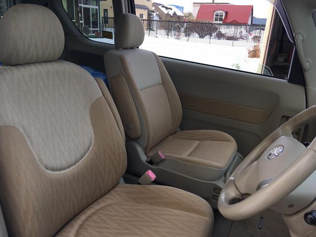 150i Gパッケージ ウェルキャブ助手席リフトアップシート(7枚目)