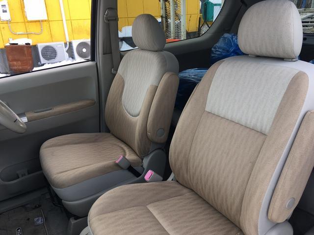 150i Gパッケージ ウェルキャブ助手席リフトアップシート(8枚目)