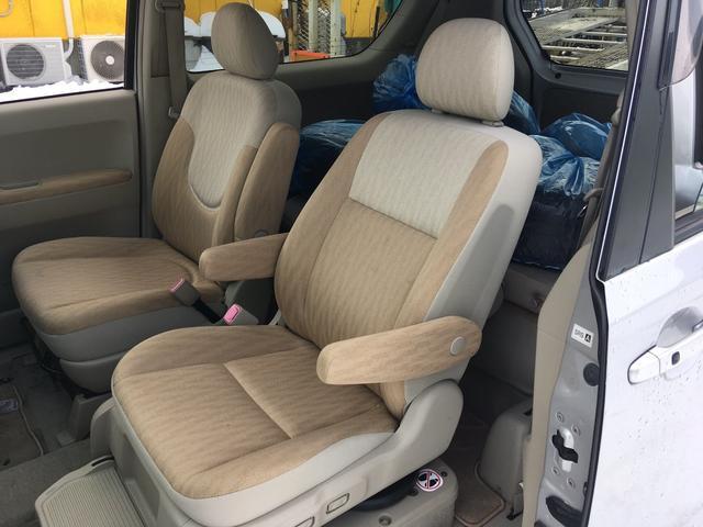 150i Gパッケージ ウェルキャブ助手席リフトアップシート(9枚目)