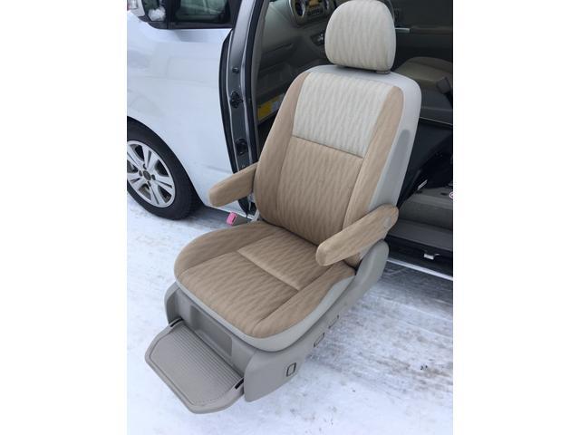 150i Gパッケージ ウェルキャブ助手席リフトアップシート(10枚目)