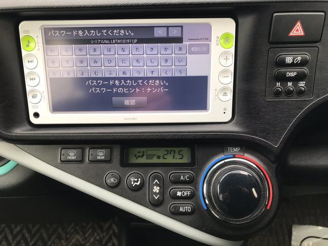 S 純正SDナビ スマートキー 社外15AW(12枚目)