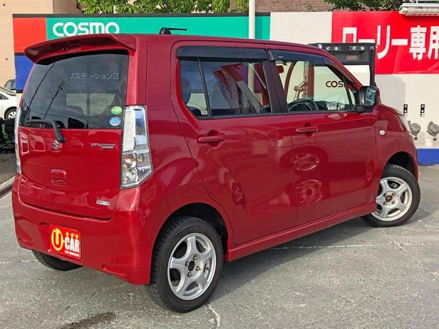 「スズキ」「ワゴンRスティングレー」「コンパクトカー」「北海道」の中古車5