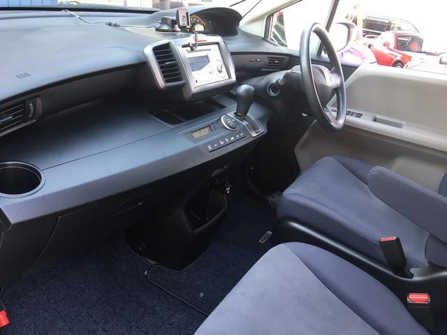 X サイドリフトアップシート車 ワンオーナー左側電動スライド(6枚目)