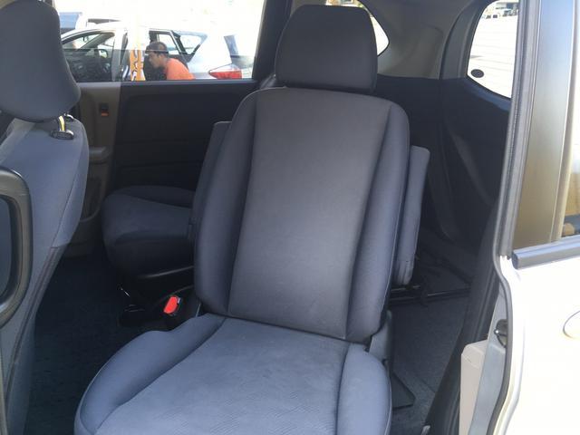 X サイドリフトアップシート車 ワンオーナー左側電動スライド(11枚目)