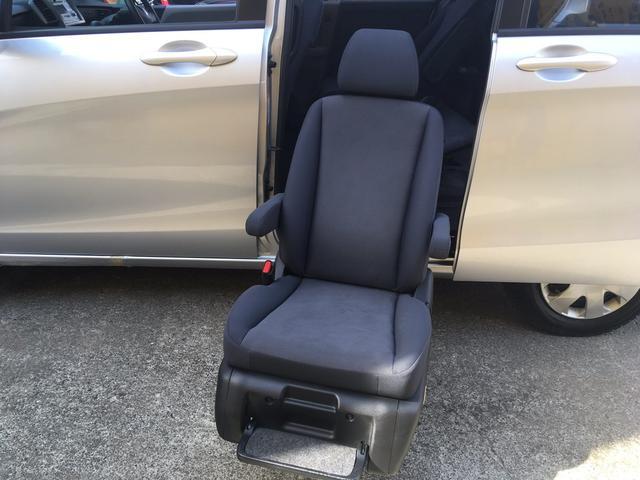 X サイドリフトアップシート車 ワンオーナー左側電動スライド(12枚目)