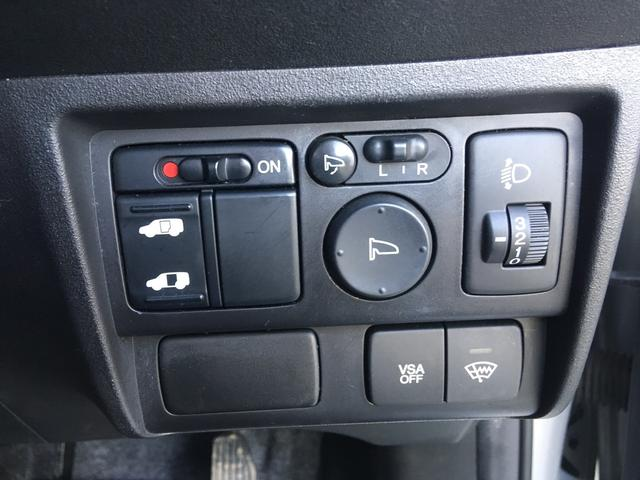 X サイドリフトアップシート車 ワンオーナー左側電動スライド(14枚目)