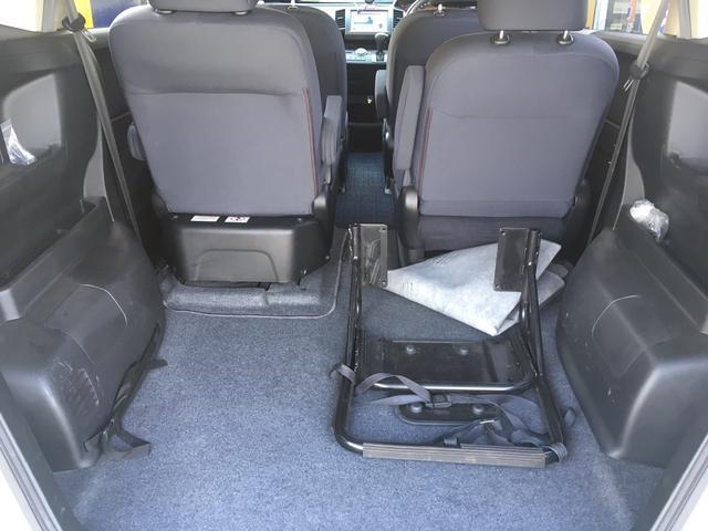 X サイドリフトアップシート車 ワンオーナー左側電動スライド(18枚目)