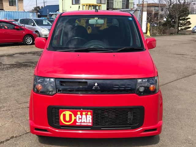 「三菱」「eKスポーツ」「コンパクトカー」「北海道」の中古車17