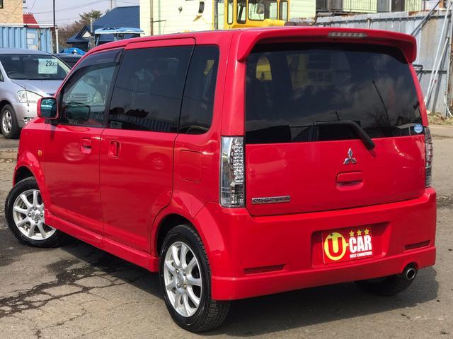 「三菱」「eKスポーツ」「コンパクトカー」「北海道」の中古車25