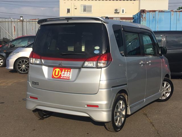 「三菱」「デリカD:2」「ミニバン・ワンボックス」「北海道」の中古車2