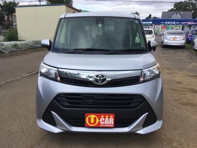 「トヨタ」「タンク」「ミニバン・ワンボックス」「北海道」の中古車15