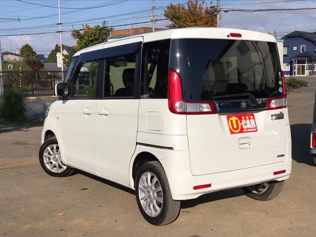 「スズキ」「スペーシア」「コンパクトカー」「北海道」の中古車23